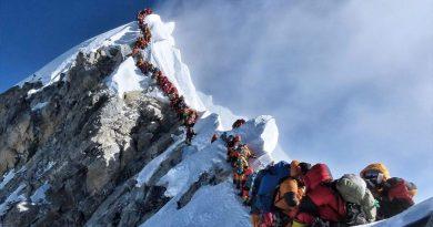 Cada vez es más fácil subir al Everest