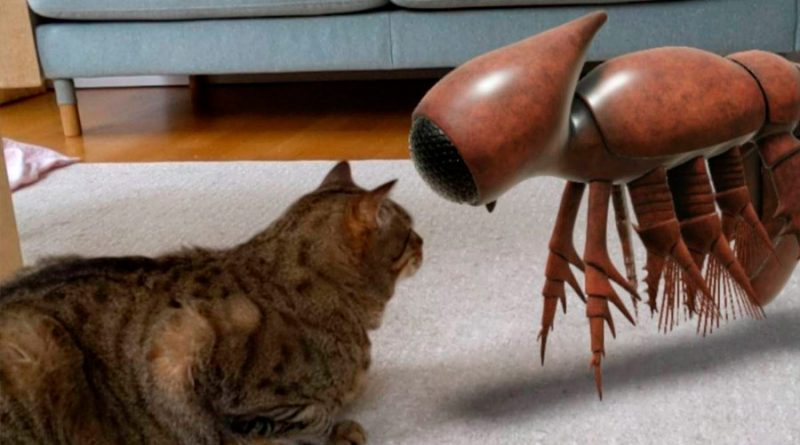 Google permitirá ver animales prehistóricos en realidad aumentada