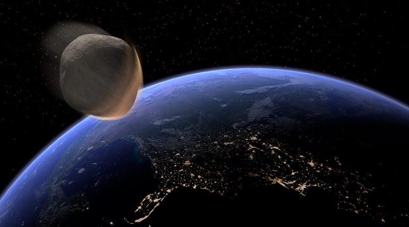 Asteroide de unos 30 metros se acercará a la Tierra el 1 de septiembre