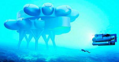 El nieto del científico Jacques Cousteau construirá una estación internacional bajo el mar Caribe