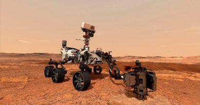 Ahora puede ver el viaje de la nave Perseverance a Marte en tiempo real