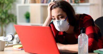 65% de la gente con síntomas de ansiedad o cuadros depresivos por el confinamiento del Covid-19