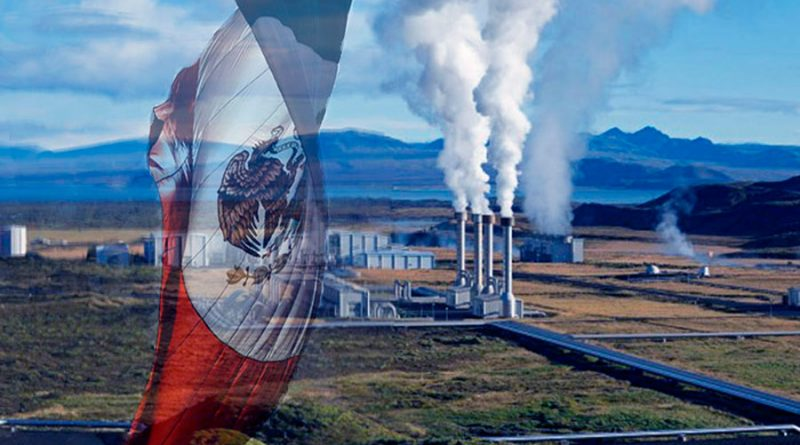 México, con potencial para la energía geotérmica