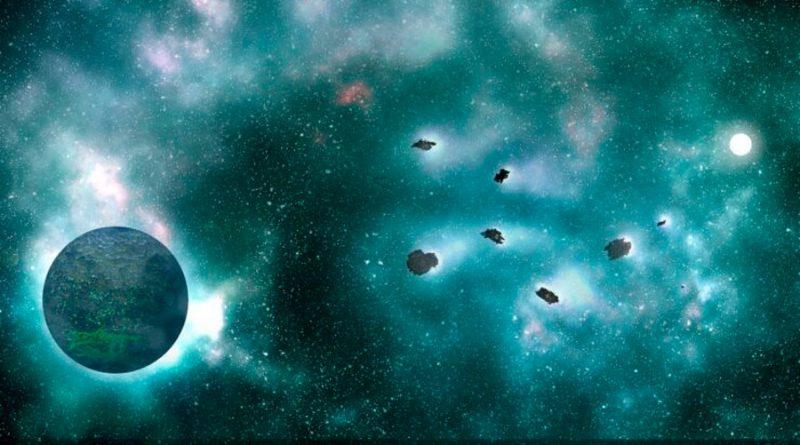 Una lluvia de asteroides llega a la Tierra este mes y en octubre