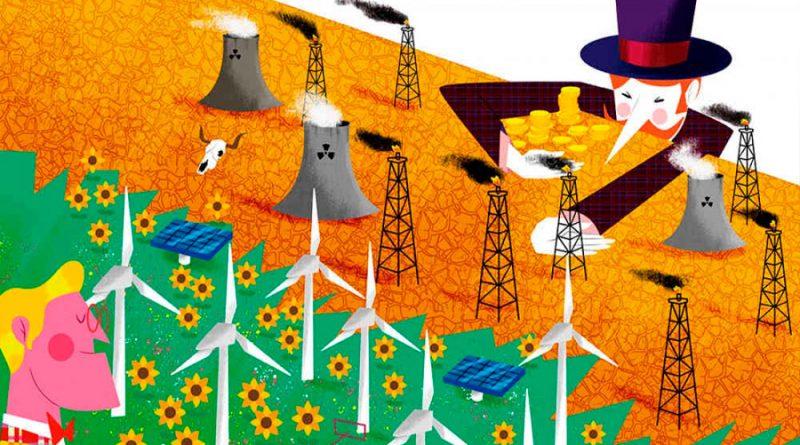 Democracia, centralismo y transición energética