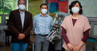 Investigadores mexiquenses patentan 3 modelos para rehabilitación por lesiones en las manos