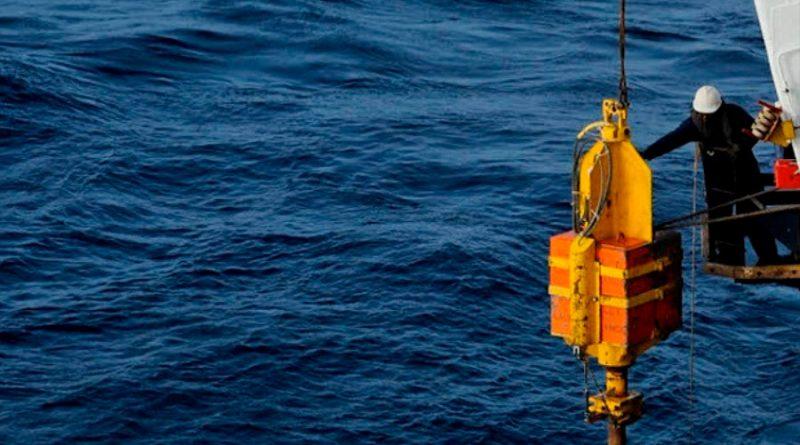 Primera fuga masiva de metano del fondo marino en el hemisferio sur