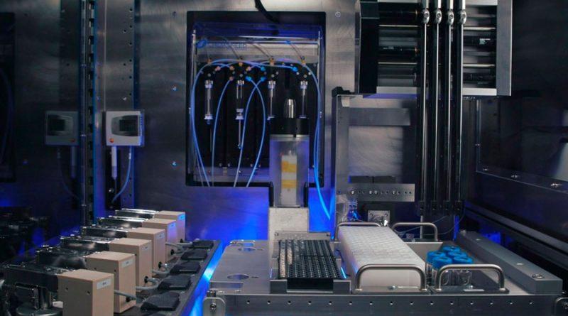 RoboRXN, el laboratorio virtual de IBM para crear fármacos en remoto
