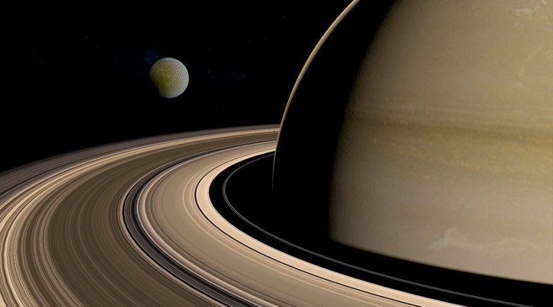 Los anillos de Saturno, fuente de conocimiento del Sistema Solar
