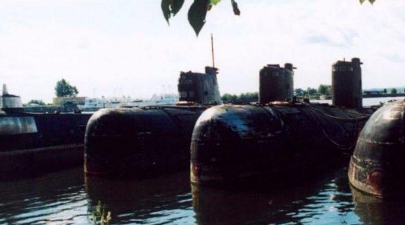 La titánica tarea de reflotar submarinos soviéticos con material radioactivo del mar de Barents