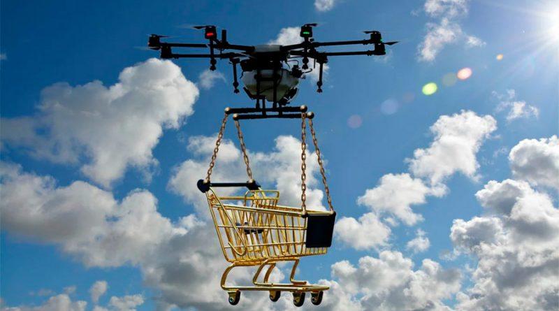Empresa de envío recibió permiso en EE.UU. para entregar paquetes con drones