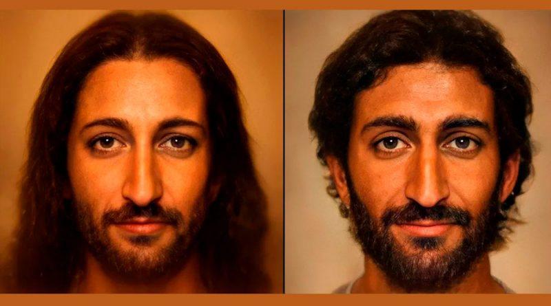 Así recrearon el rostro de Jesús con inteligencia artificial
