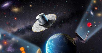 Exploran 10 millones de sistemas estelares en busca de vida inteligente