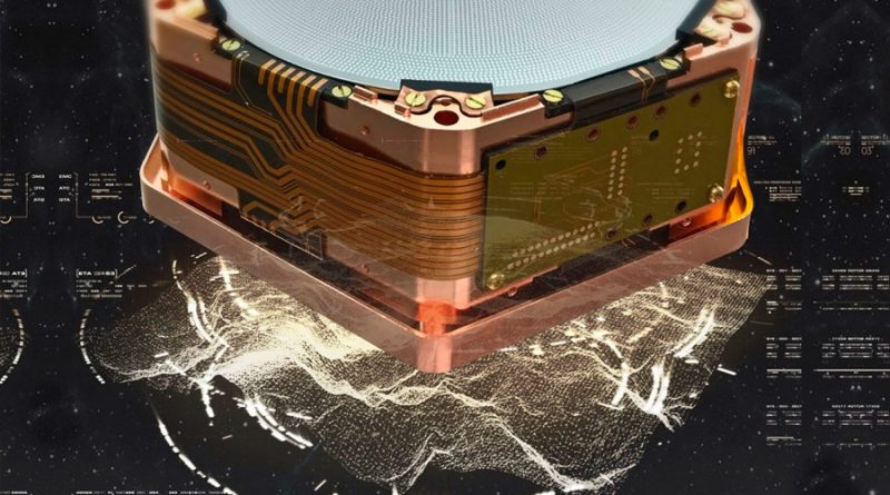 La radiación cósmica destruye los cúbits superconductores en milisegundos