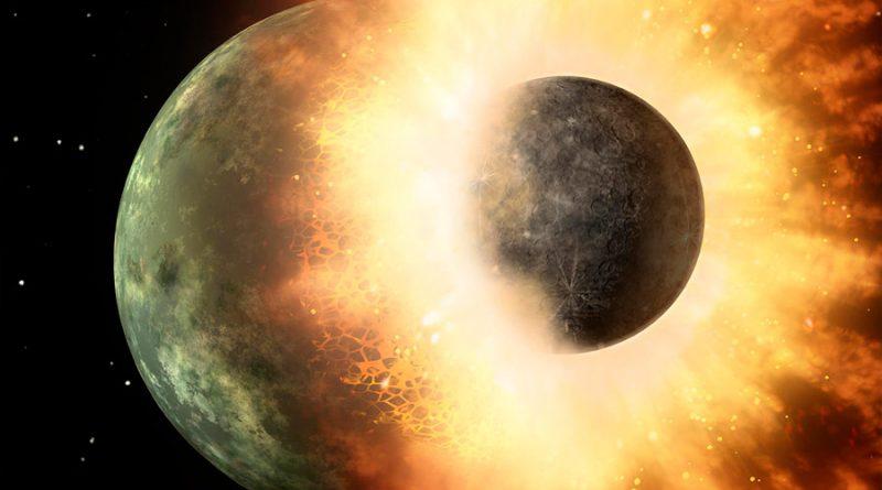 La Luna se está enfriando cada vez más