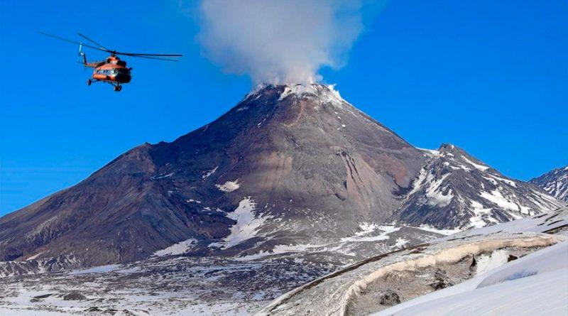 Los volcanes exhiben memoria para recrecer tras un colapso