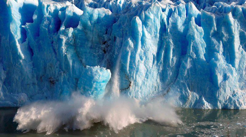 El glaciar de la Antártida Thwaites se derrite a un ritmo acelerado