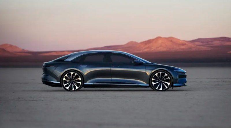 Lucid Motors: el nuevo rival de Tesla financiado con petrodólares