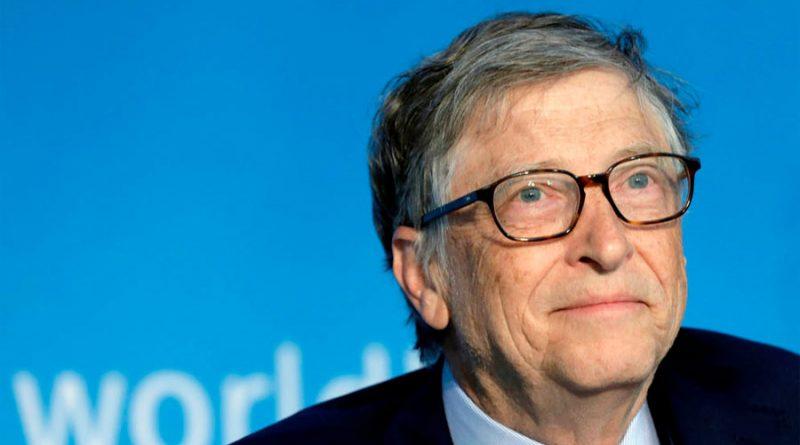 """Bill Gates: """"Tendremos tres vacunas efectivas contra el coronavirus en 2021"""""""