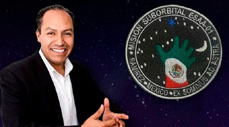 Participará un mexicano en la primera misión espacial tripulada latinoamericana