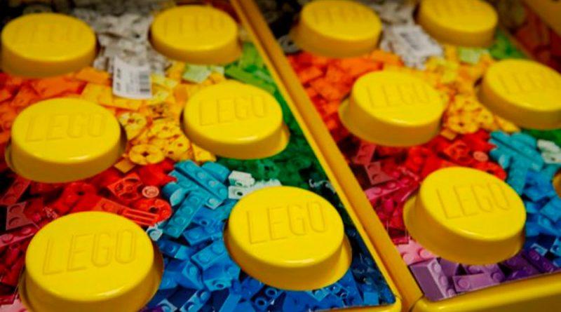 """Lego invertirá 400 millones de dólares para una política """"cero plástico"""""""