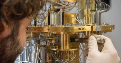 El ordenador cuántico de Google logra un hito en química