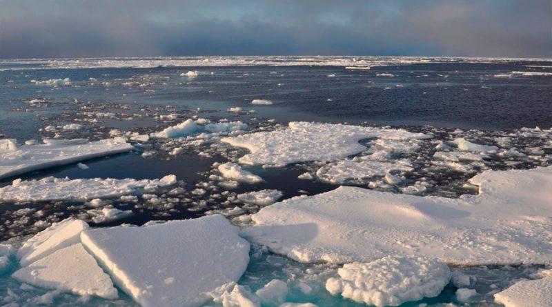 El Ártico transita hacia un nuevo estado de extremos climáticos