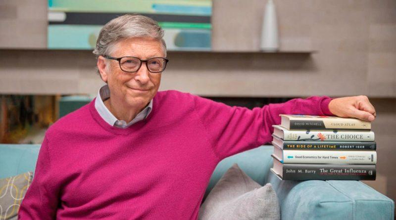 3 consejos de Bill Gates para aprovechar la lectura y escoger mejor los libros