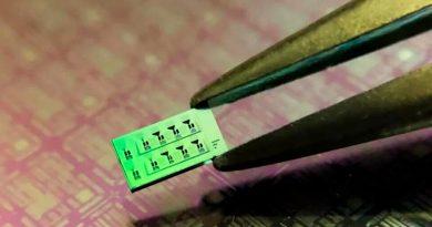 Crean un detector de ultrasonido más pequeño que una célula sanguínea