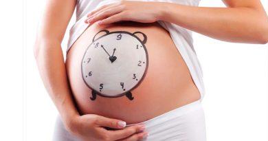 Descubren el reloj que marca la duración del embarazo
