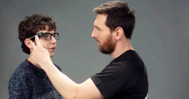 Messi ahora promueve uso de tecnología para ayudar a personas ciegas
