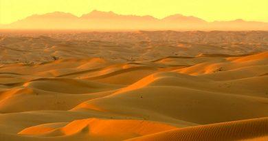 La NASA buscará agua bajo el Sahara con tecnología de Marte