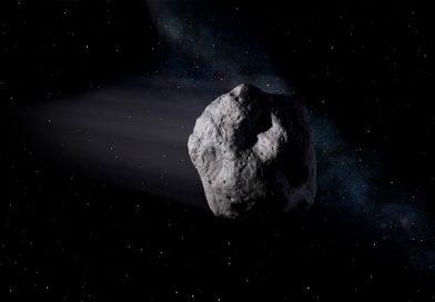 Una roca espacial recién descubierta pasa la Tierra a 22,000 kilómetros