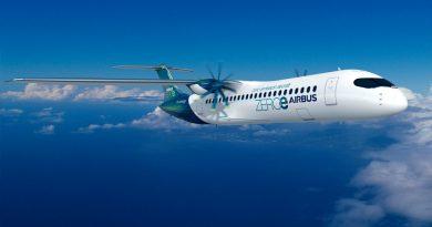 Fabricante de aeronaves promete un avión comercial propulsado con hidrógeno en 2035