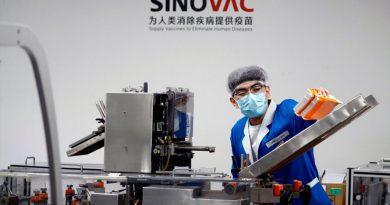 La vacuna china de Sinovac podrá aplicarse masivamente a principios de 2021