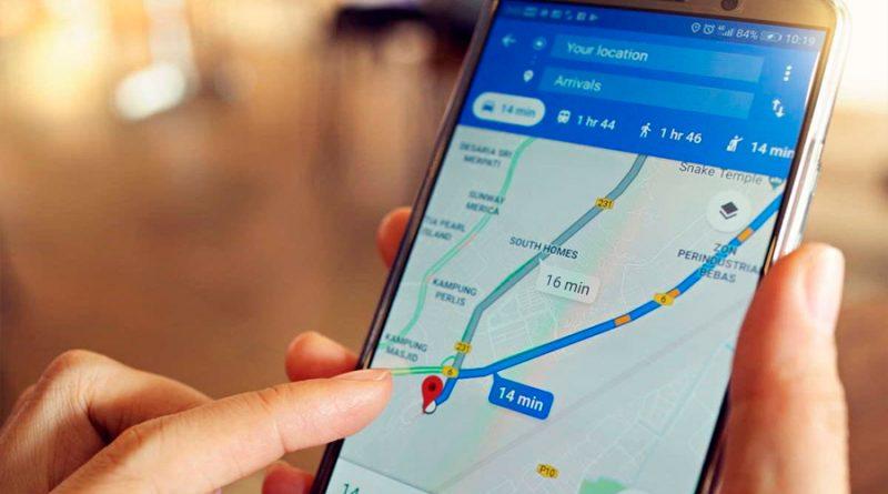 Google Maps informará sobre brotes de Covid-19