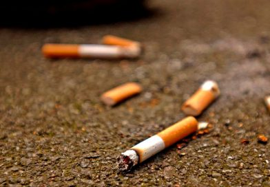 Científicos proponen reciclar colillas de cigarrillos y usarlas para fabricar ladrillos