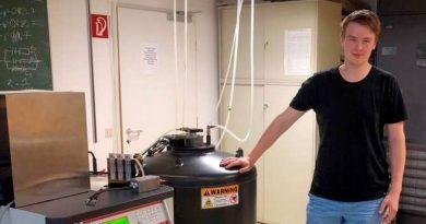 Descubren un nuevo efecto magnetoeléctrico