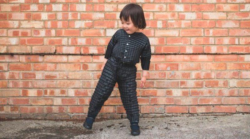 Petit Pli, las prendas de ropa sostenible que crecen a la vez que los niños