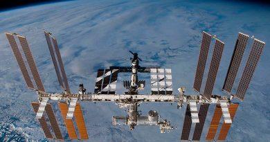 La tripulación de la Estación Espacial Internacional detecta una fuga de aire