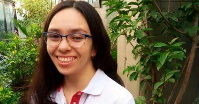 Ana Paula Jiménez, primera mexicana en ganar medalla en dos Olimpiadas de Matemáticas