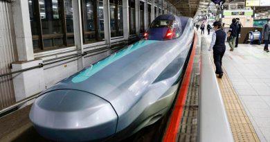 ALFA-X es el nuevo tren bala japonés que es capaz de alcanzar los 400 km/h
