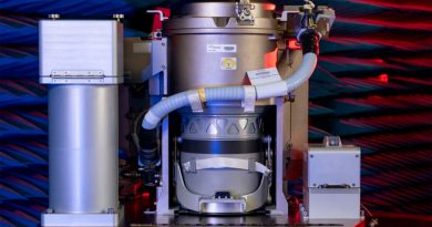 Así es el nuevo inodoro de la Estación Espacial Internacional