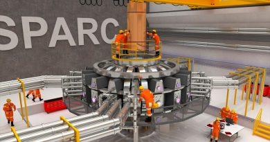 """Estudios sugieren que es """"muy probable que funcione"""" un reactor compacto de fusión nuclear"""