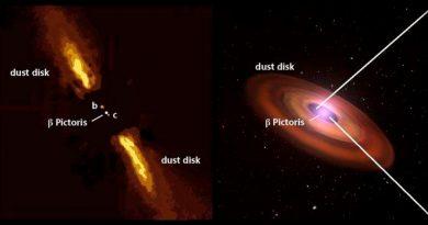 Observan por primera vez un exoplaneta de forma directa