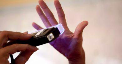 """Japón lanza lámpara ultravioleta que """"mata"""" el coronavirus sin dañar a los humanos"""