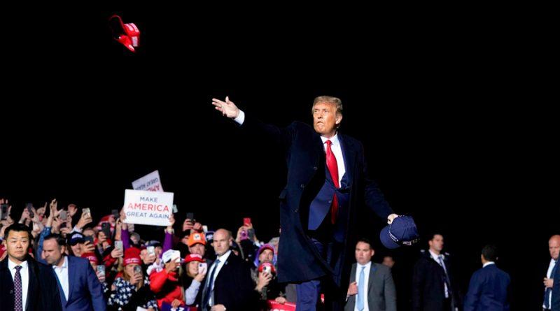 Los privilegios del coronavirus de Trump: fármacos experimentales y agilidad máxima
