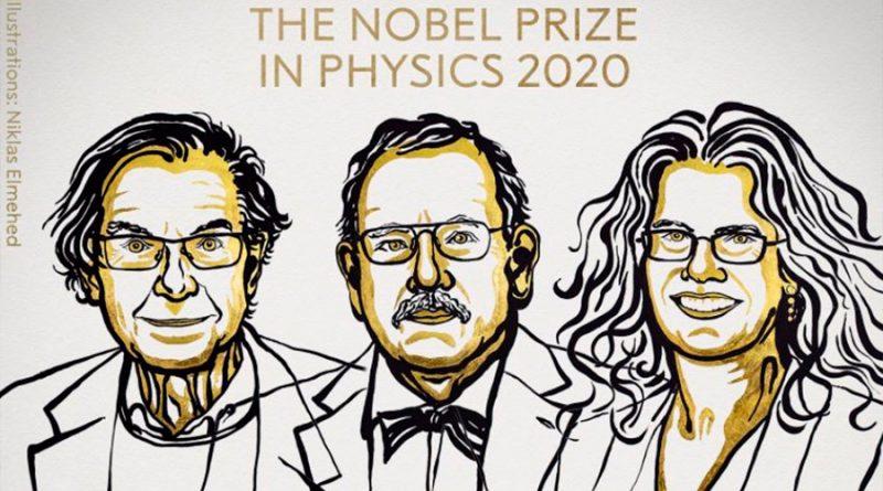 Nobel de Física para los eruditos del agujero negro Penrose, Genzel y Ghez