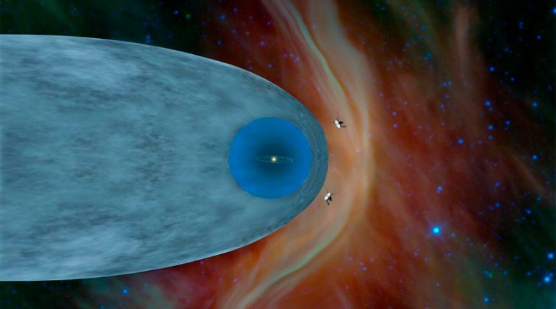 Nuevos hallazgos de las naves Voyager a 21 horas luz de la Tierra