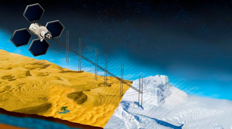 Científicos de EEUU y Qatar buscarán agua bajo el desierto a vista de satélite
